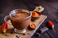 mexican spicy coffee